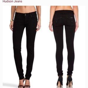 Black Hudson Collin Skinny Jeans